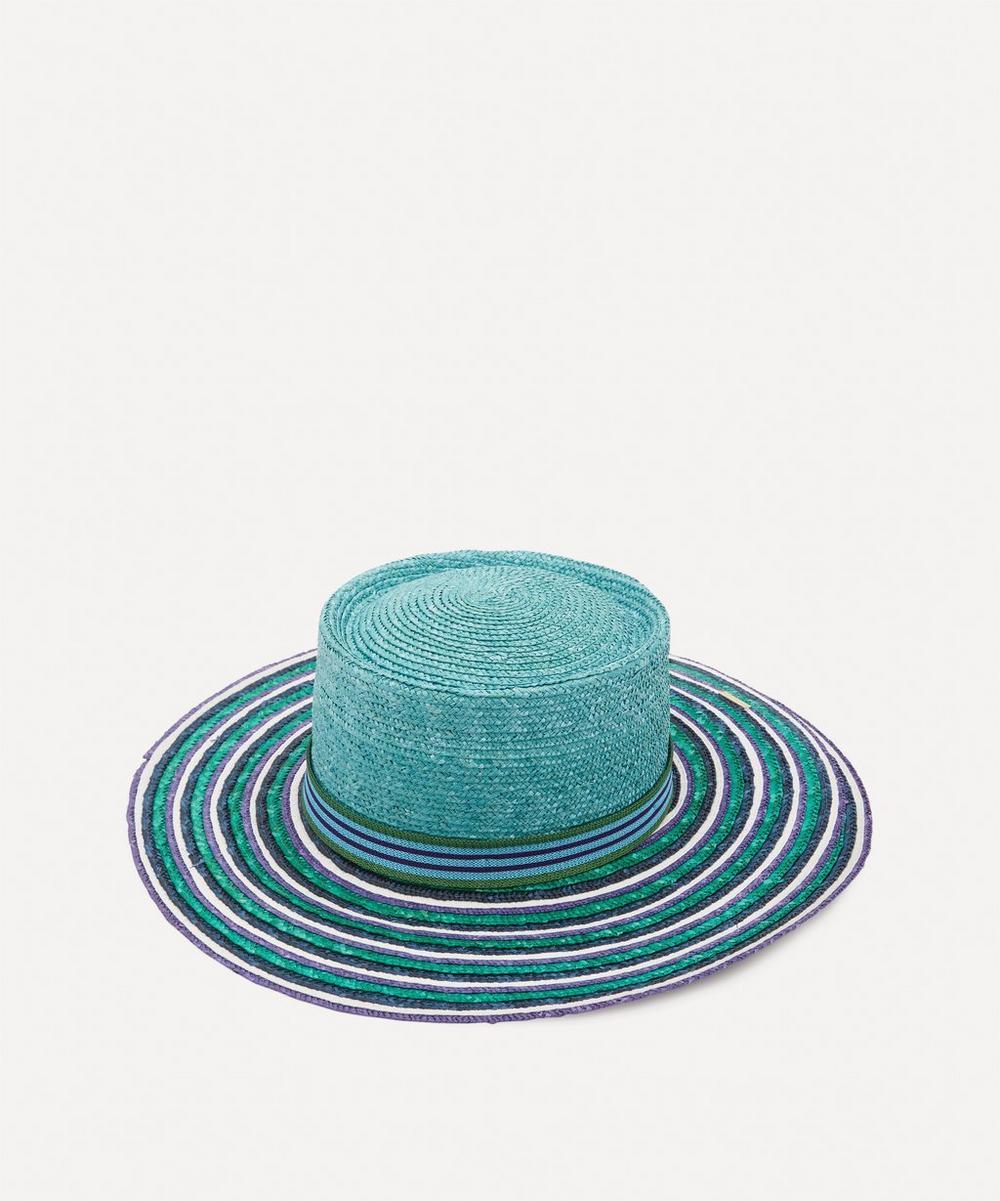 Missoni - Striped Woven Hat