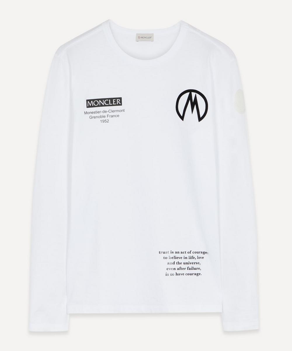 Moncler - Maglia Logo T-Shirt