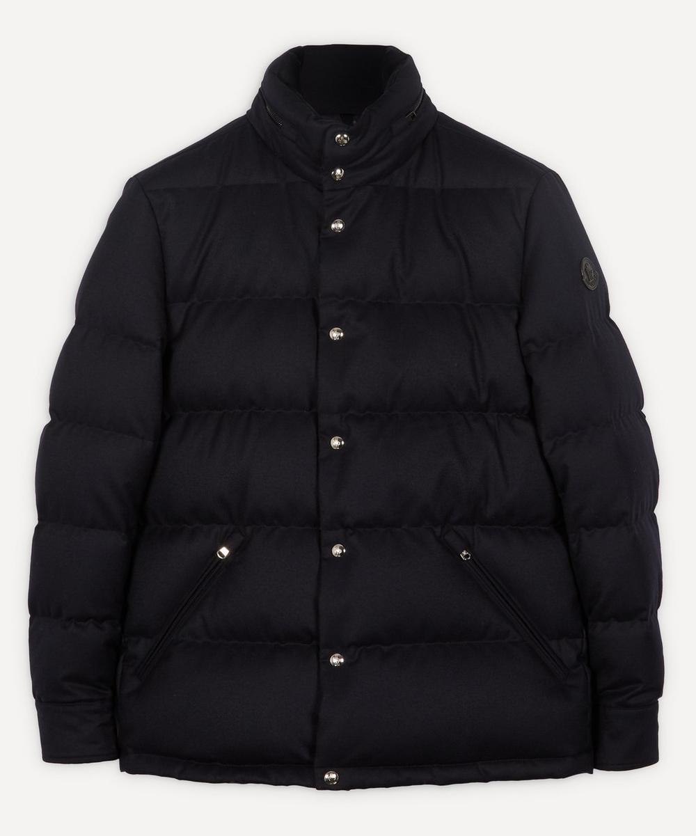 Moncler - Monashee Padded Wool-Down Jacket