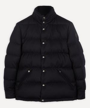 Monashee Padded Wool-Down Jacket
