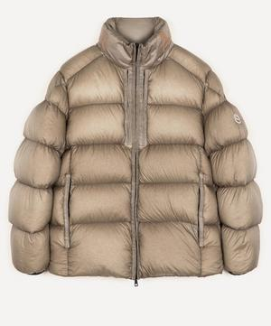 Cevenne Garment-Dyed Quilted Shell Down Jacket
