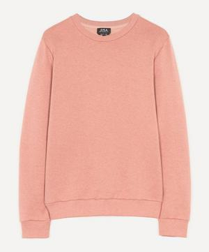 Capitol Crew-Neck Sweater