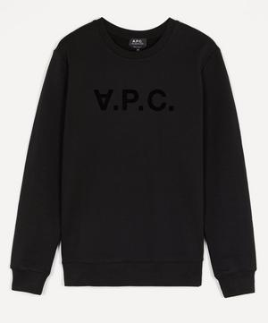 Upside-Down Logo Sweatshirt