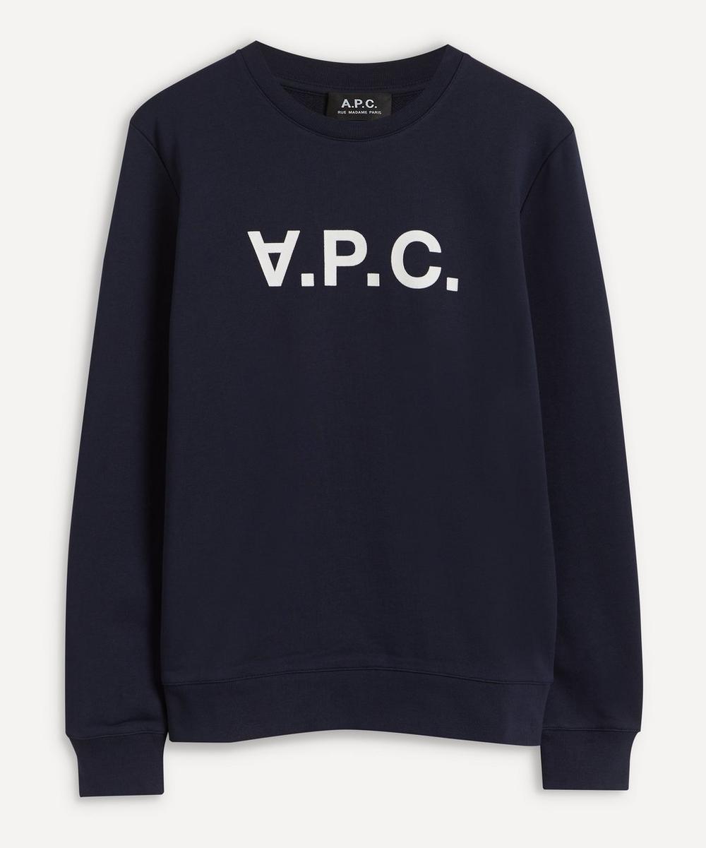 A.P.C. - Upside-Down Logo Sweatshirt