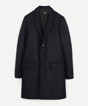 Visconti Wool-Blend Coat