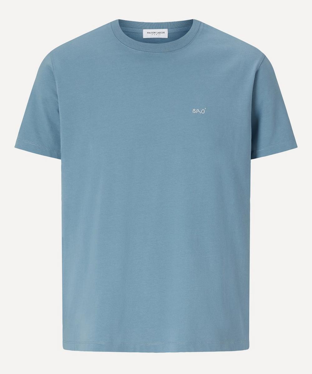 Maison Labiche - Exclusive Bro Heavy Cotton T-Shirt