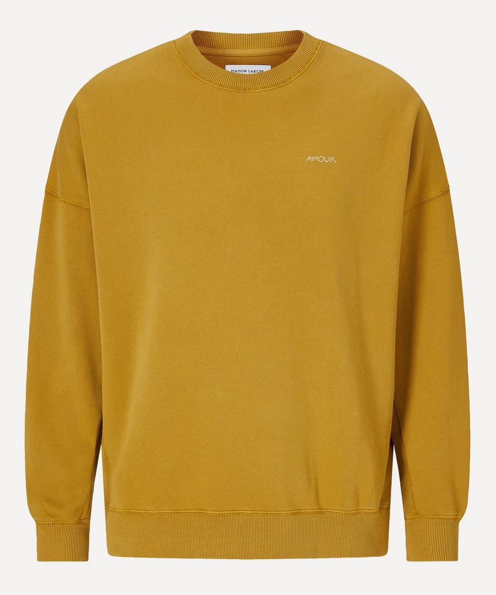 Maison Labiche - Amour Relaxed Sweatshirt