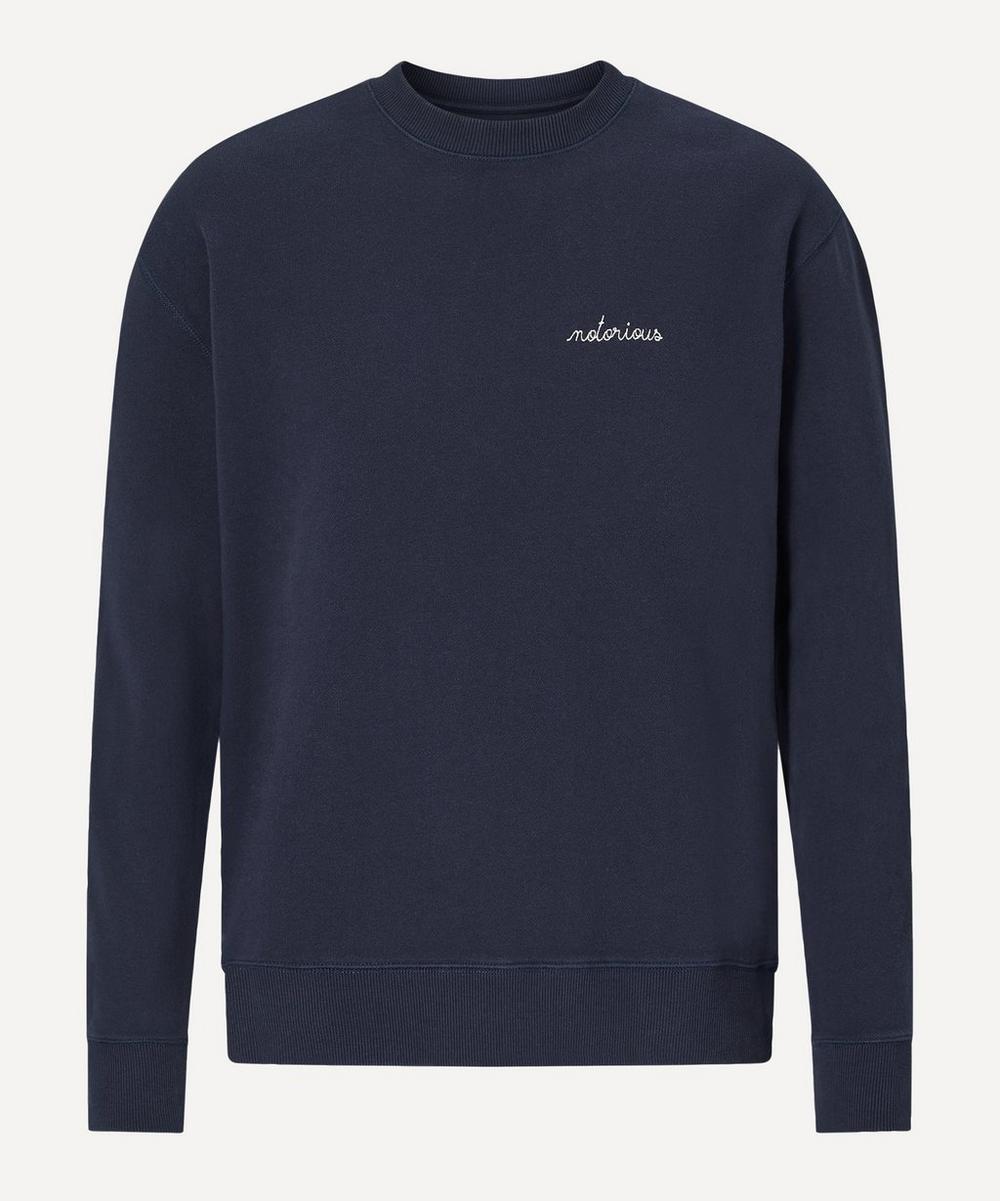 Maison Labiche - Notorious Classic Sweatshirt