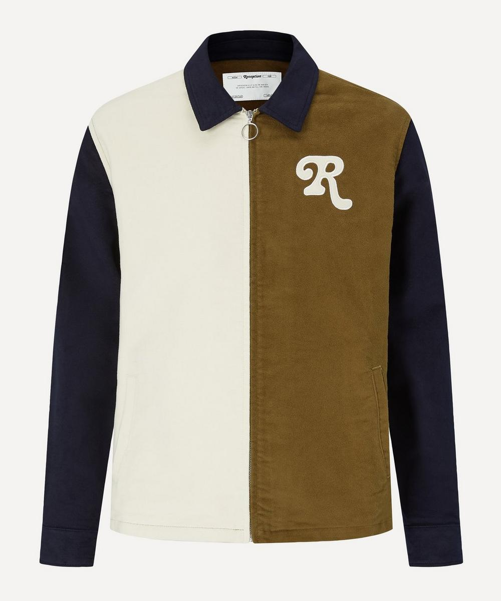 Reception - Moleskin Club Jacket