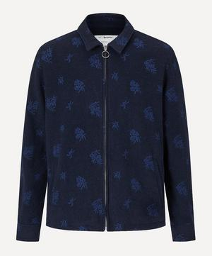 Daisy Embroidered Jacket