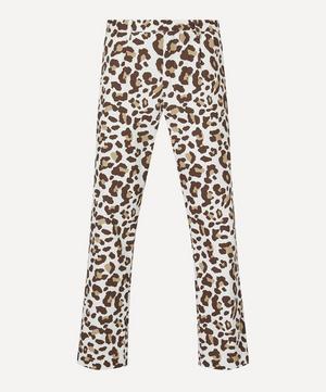 Club Leopard Print Trousers