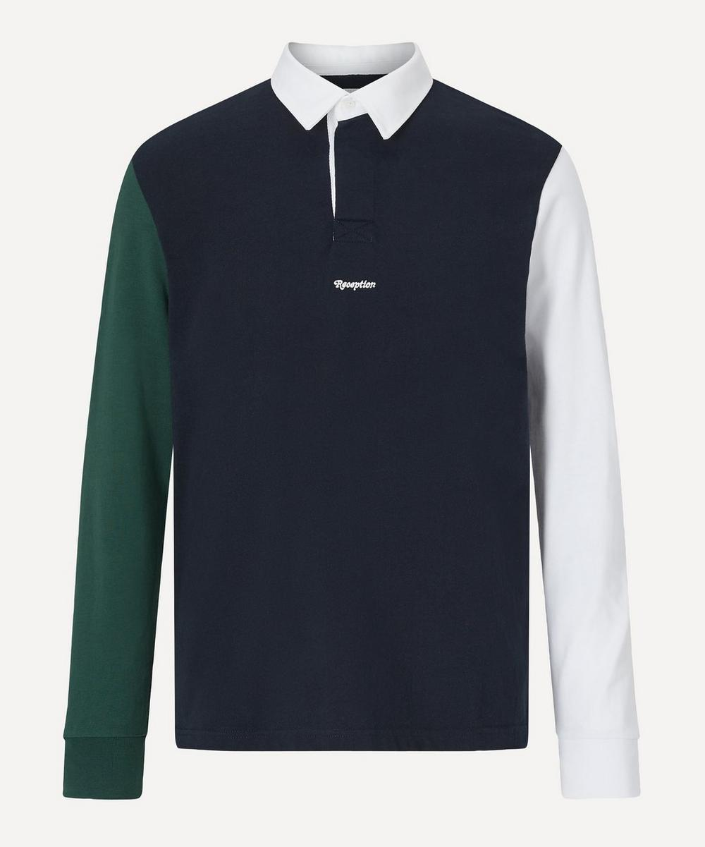 Reception - Colour Block Rugby Shirt