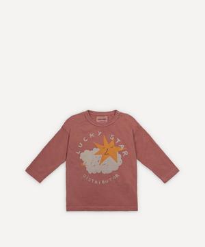 Lucky Star Long-Sleeve T-Shirt 3-24 Months