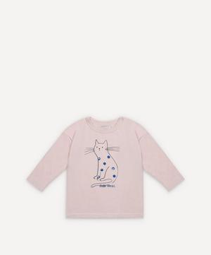 Cat Long-Sleeve T-Shirt 3-24 Months