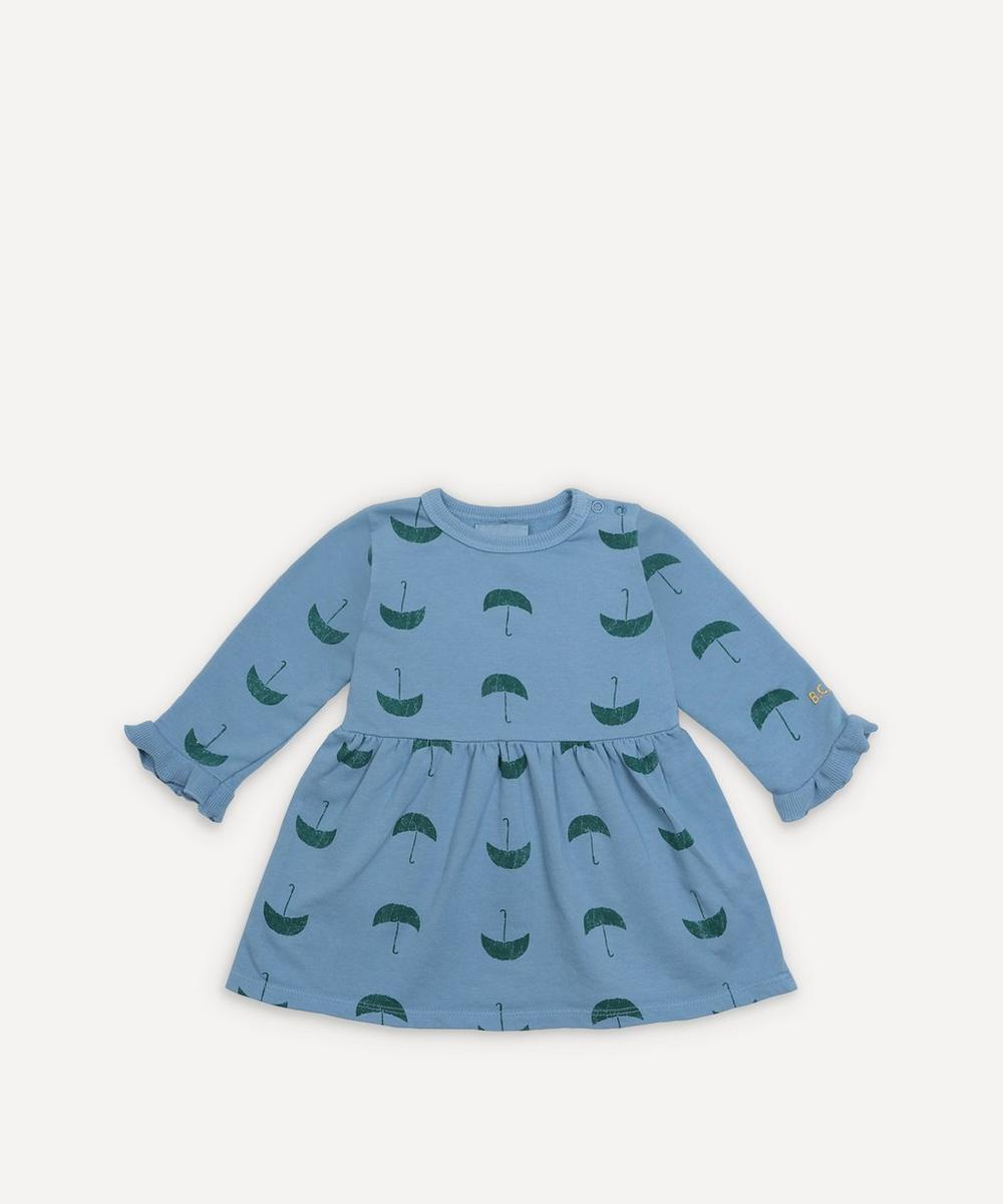 Bobo Choses - All Over Umbrellas Dress 3-24 Months