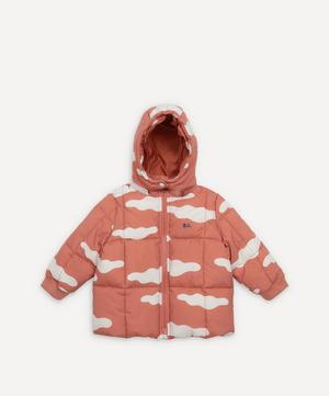 All Over Clouds Anorak 3-24 Months
