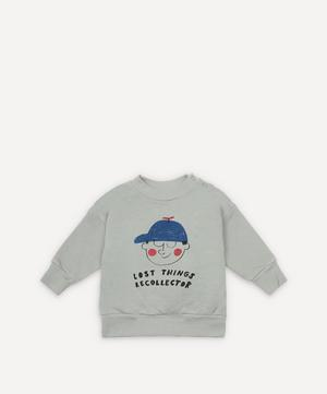 Boy Sweatshirt 3-24 Months