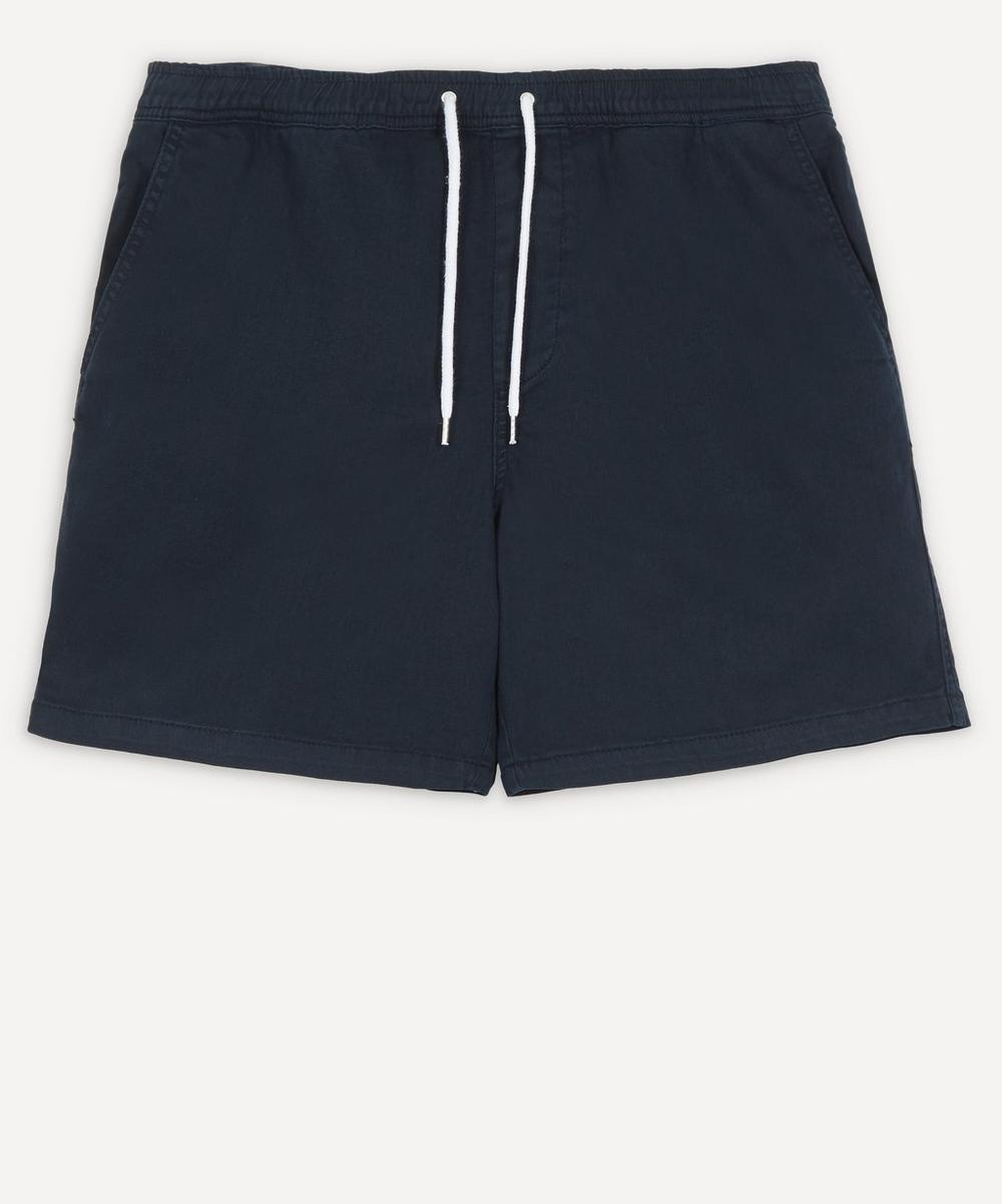 NN07 - Gregor Drawstring Cotton Shorts