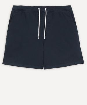 Gregor Drawstring Cotton Shorts