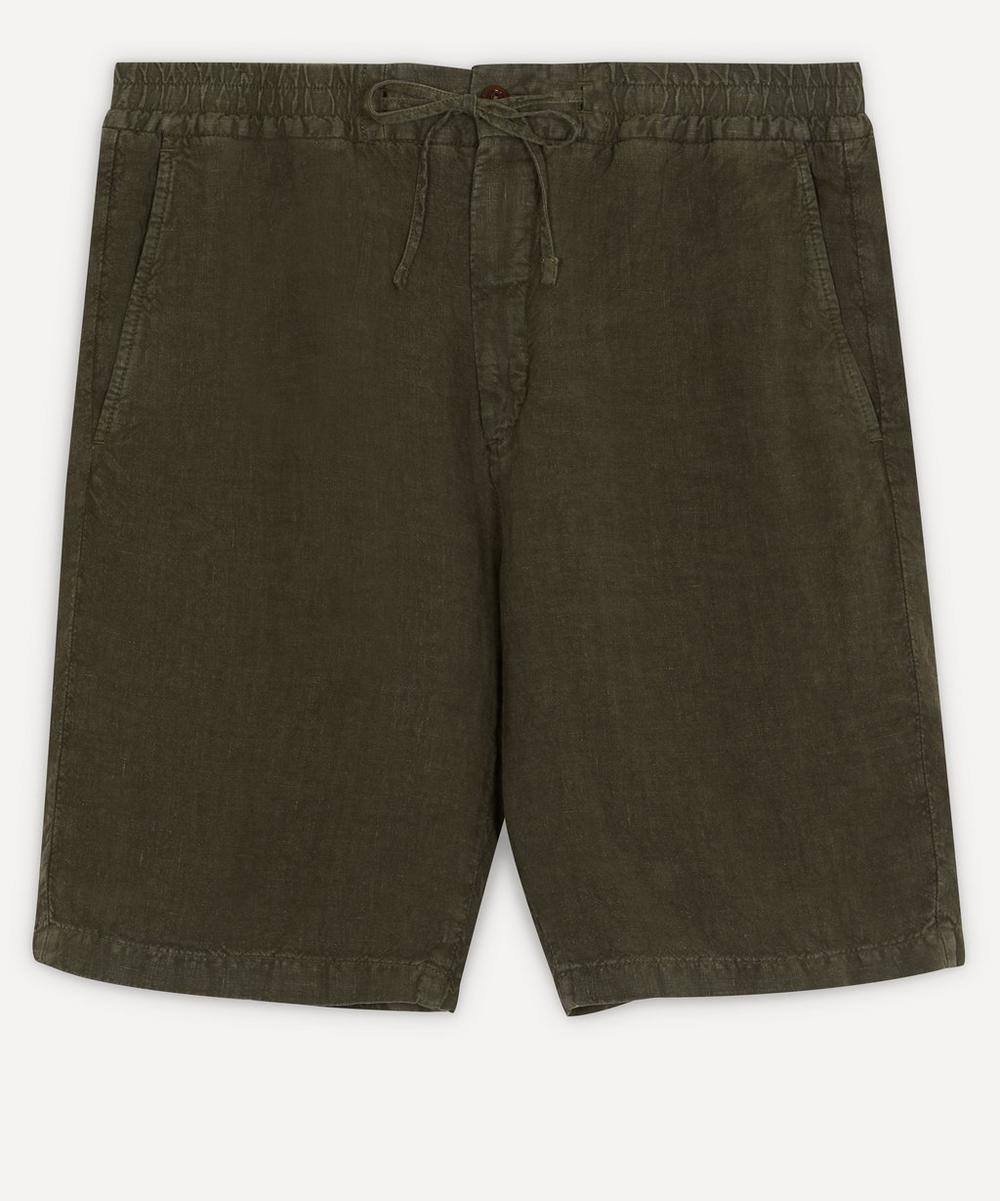 NN07 - Seb 1235 Linen Shorts