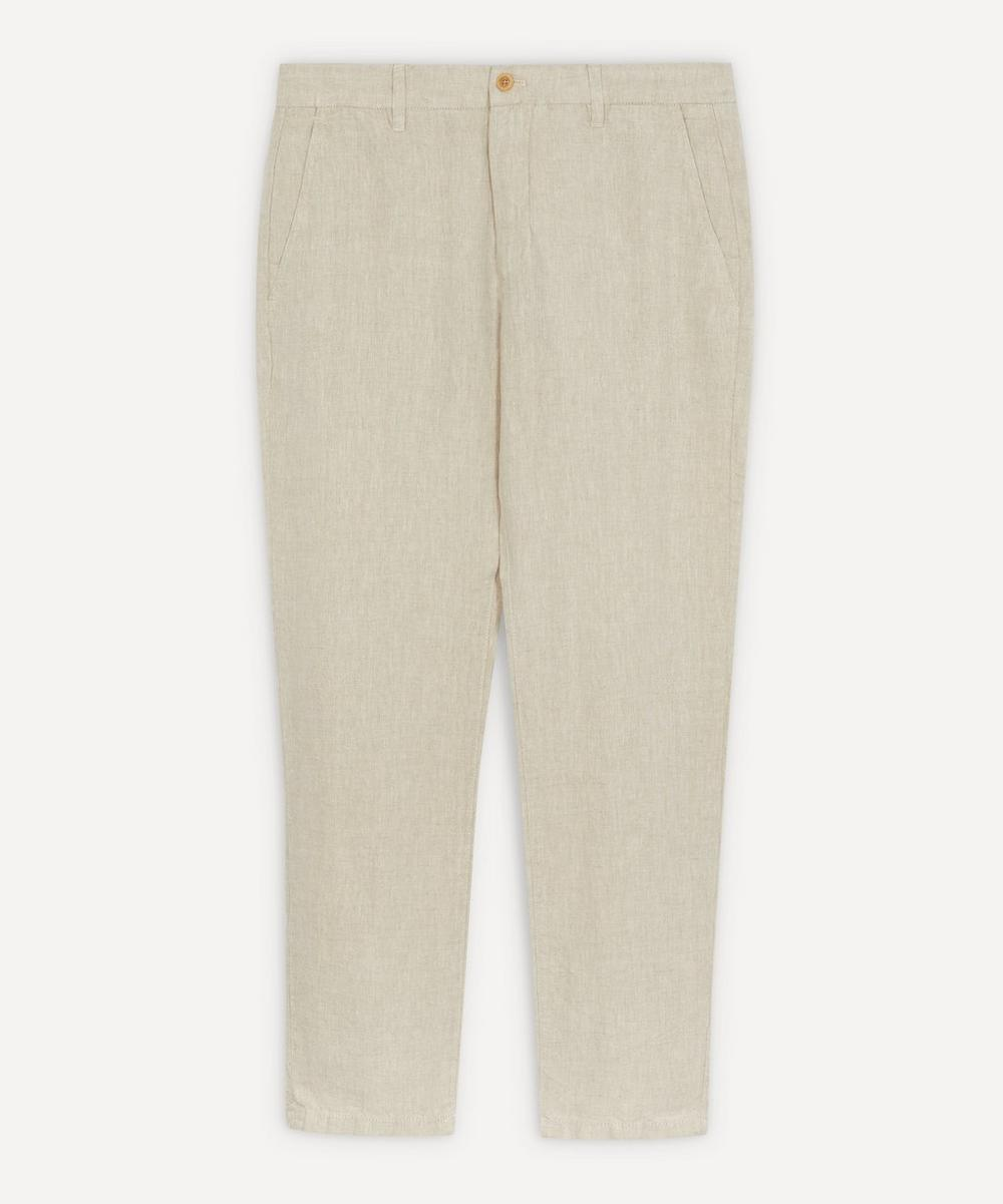 NN07 - Karl 1196 Regular Linen Chinos