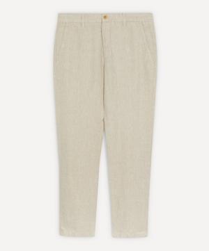 Karl 1196 Regular Linen Chinos