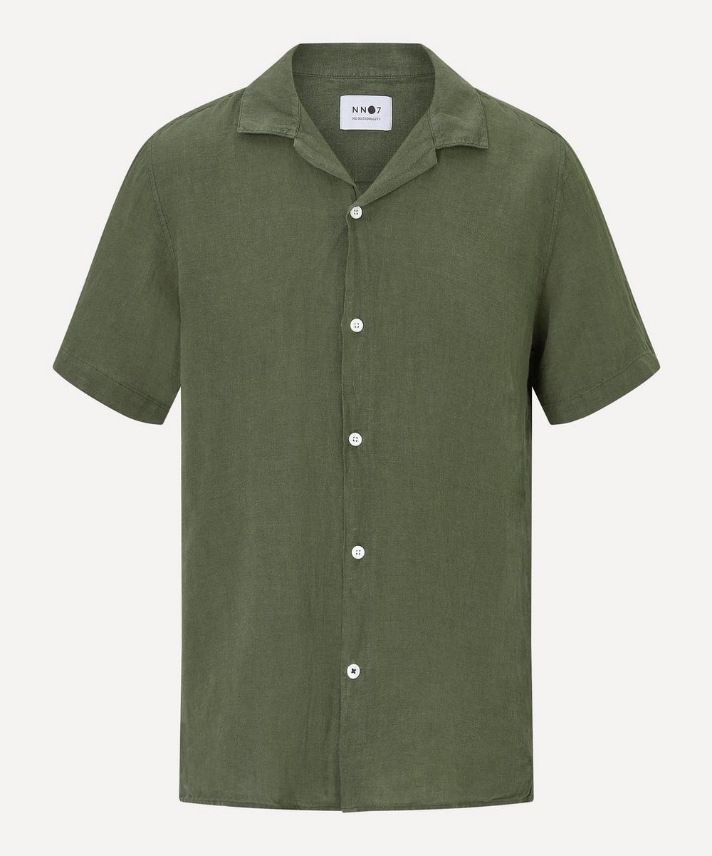 NN07 - Miyagi 5706 Linen Shirt