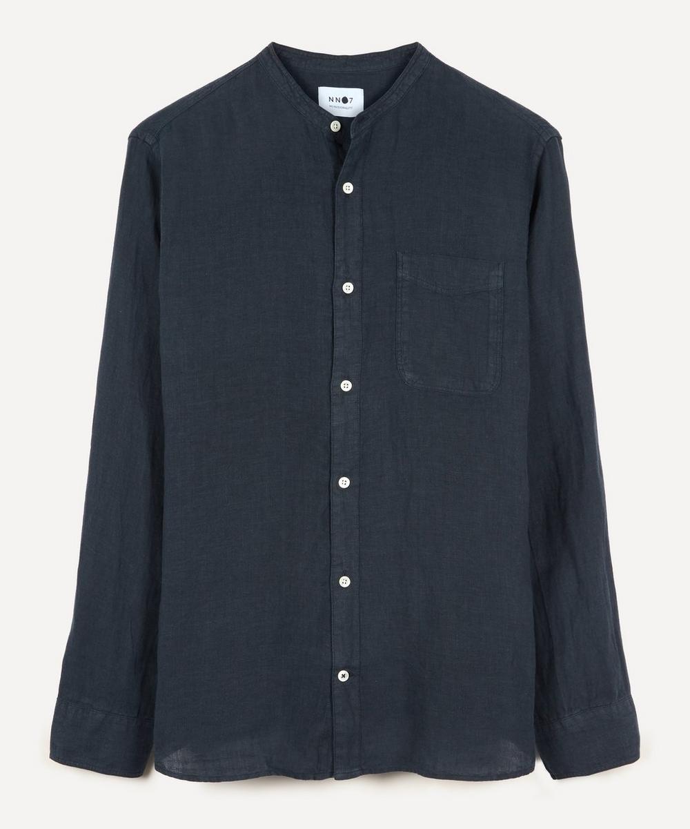 NN07 - Justin 5706 Linen Shirt