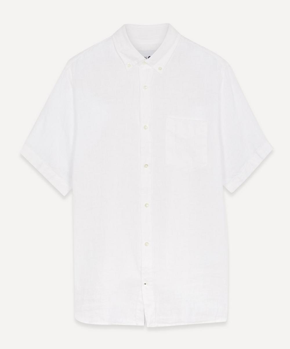 NN07 - Tyrion 5706 Linen Shirt