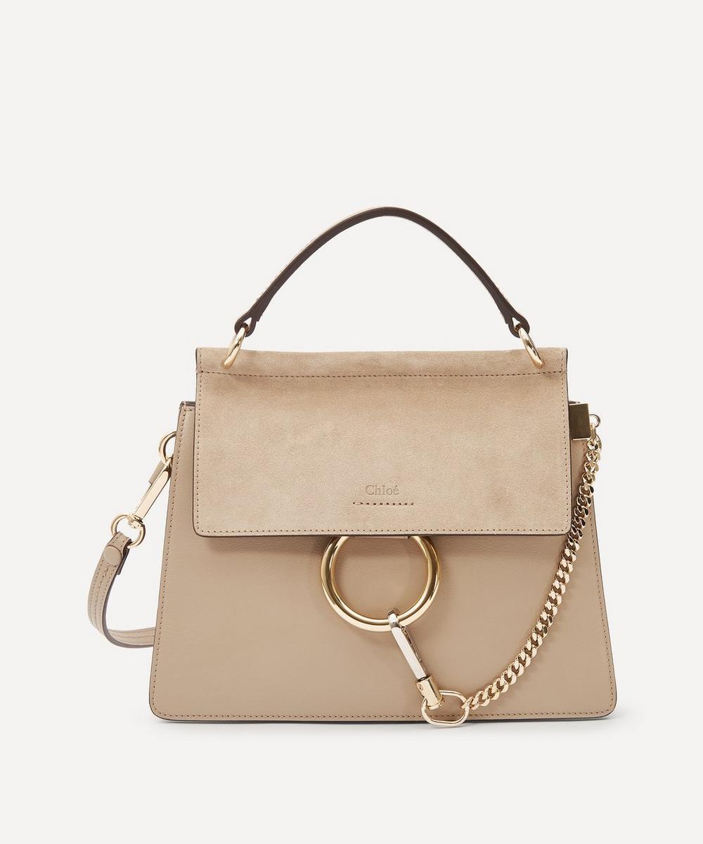 Chloé - Faye Small Suede Handbag