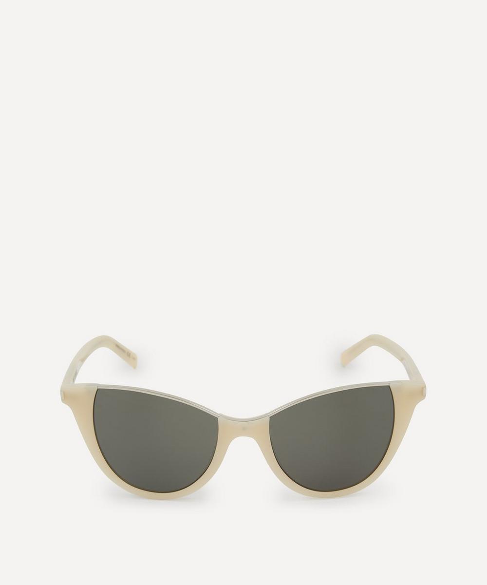 Saint Laurent - Stella Acetate Cat-Eye Sunglasses