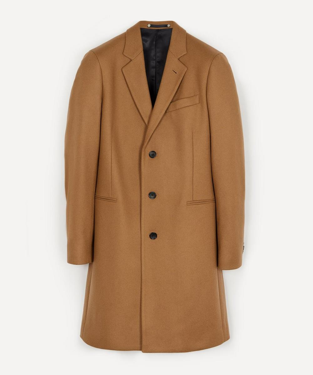 PS Paul Smith - Wool and Cashmere-Blend Epsom Coat