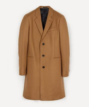 Wool and Cashmere-Blend Epsom Coat
