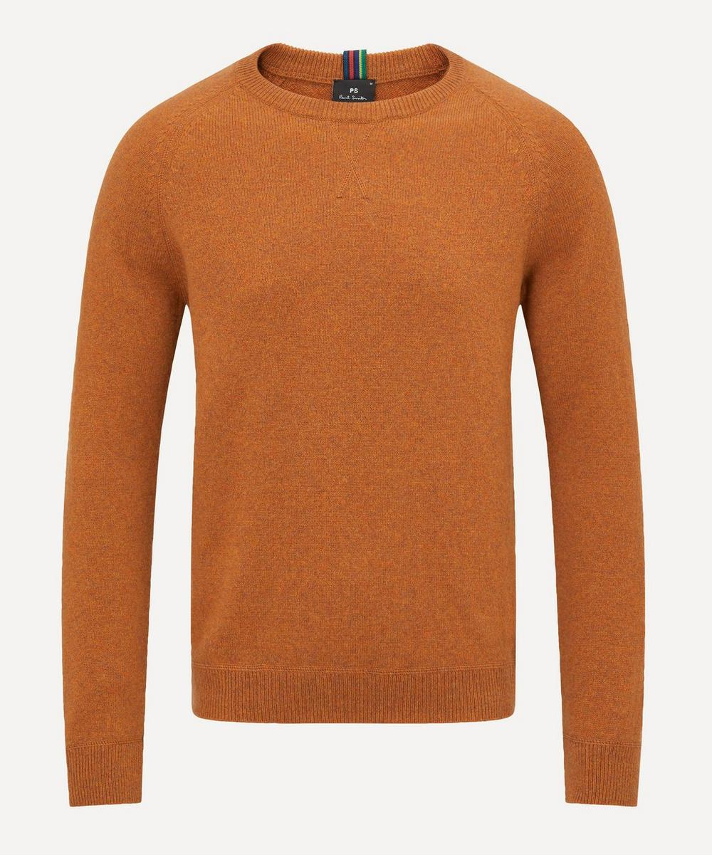 PS Paul Smith - Merino Raglan Sleeve Sweatshirt