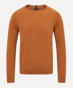 Merino Raglan Sleeve Sweatshirt