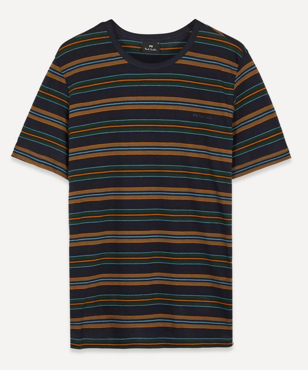 PS by Paul Smith - Stripe Cotton T-Shirt