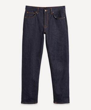 Gritty Jackson Dry Classic Navy Jeans