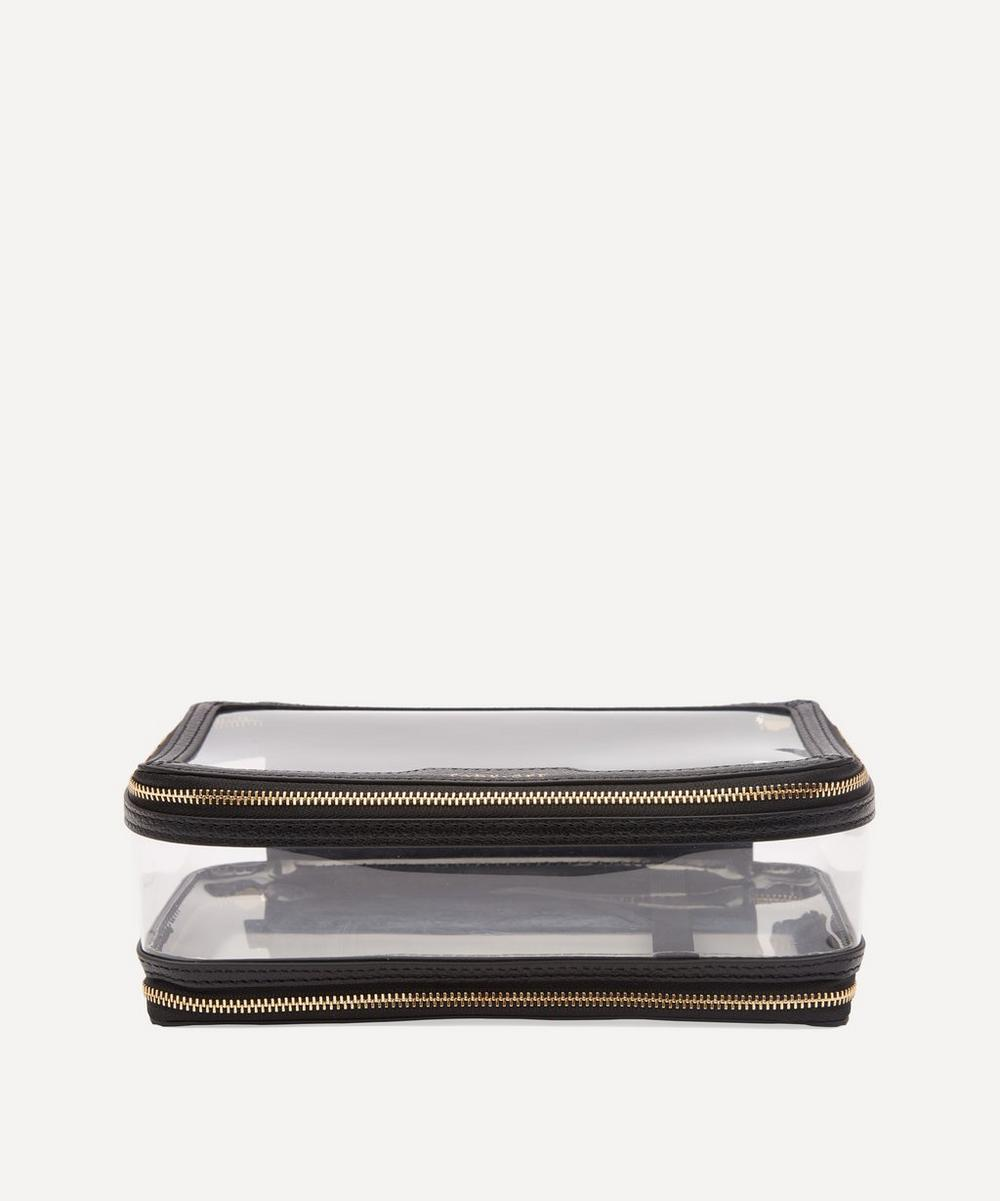 Anya Hindmarch - In-Flight Clear Plastic Travel Case