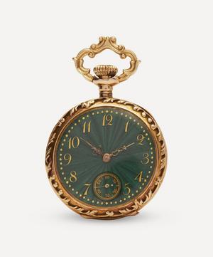 Victorian 14 Carat Gold Fob Watch