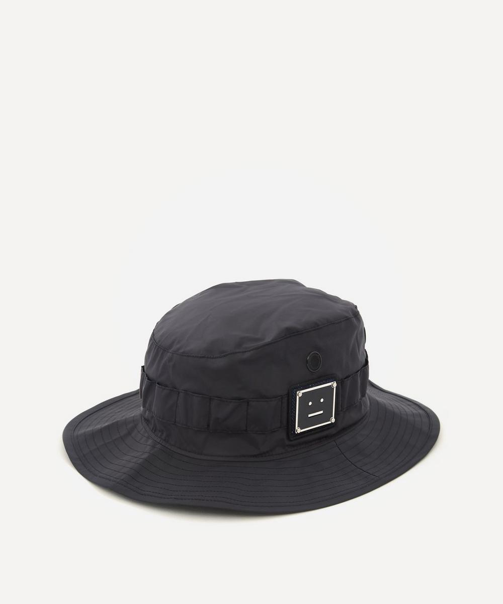 Acne Studios - Logo Plaque Bucket Hat