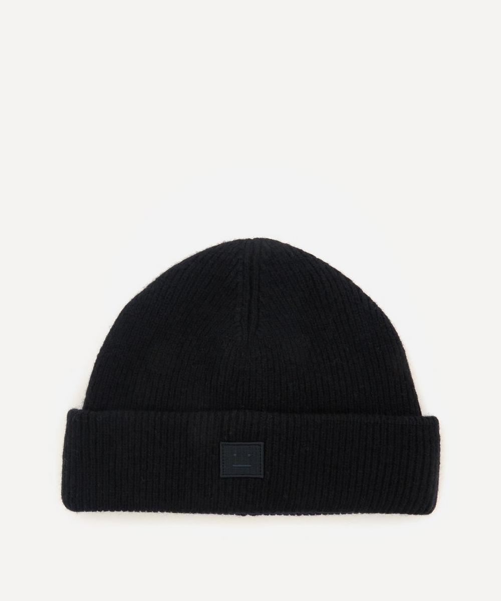 Acne Studios - Pansy Face Wool Beanie