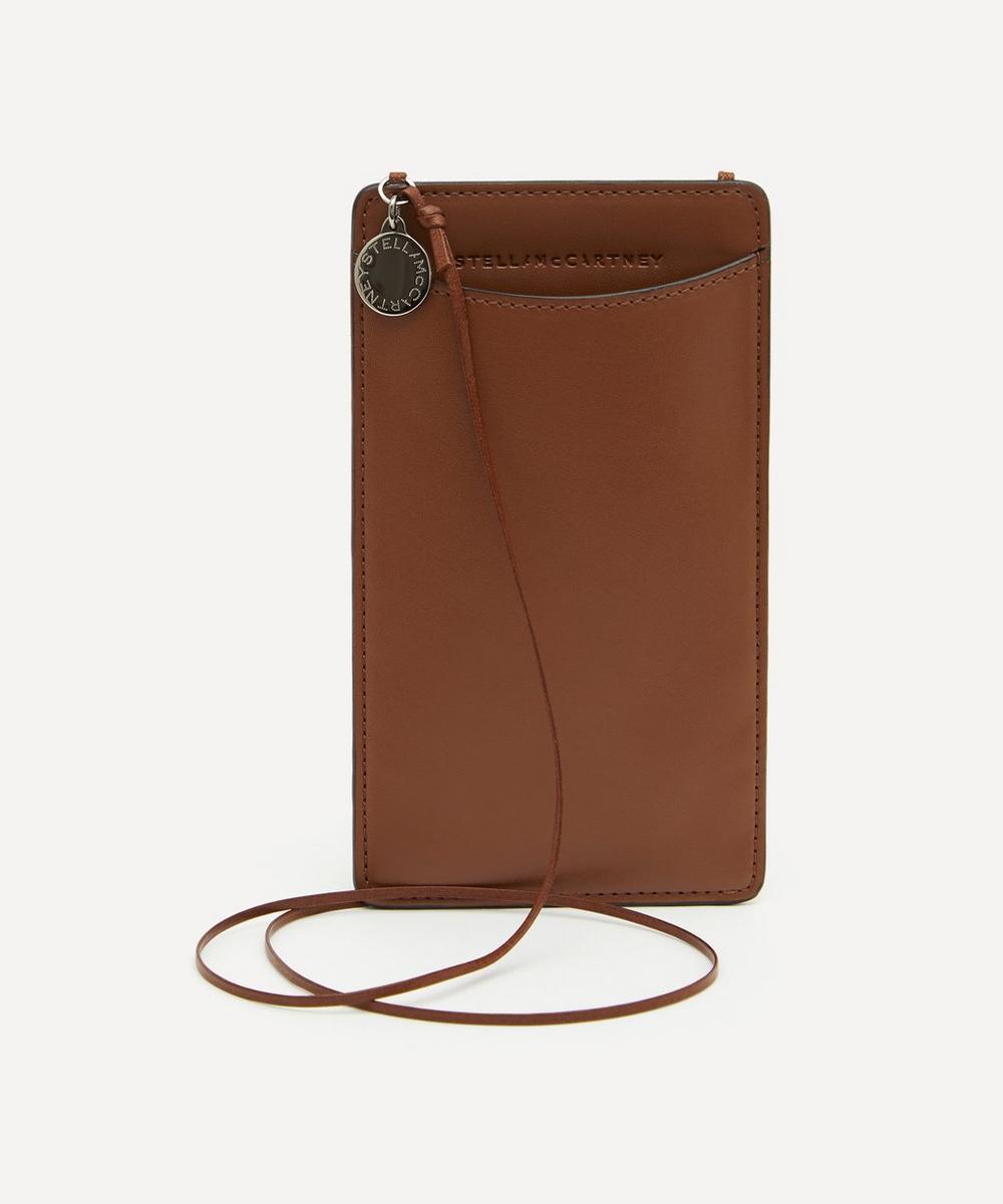 Stella McCartney - Faux Leather Tech Shoulder Bag