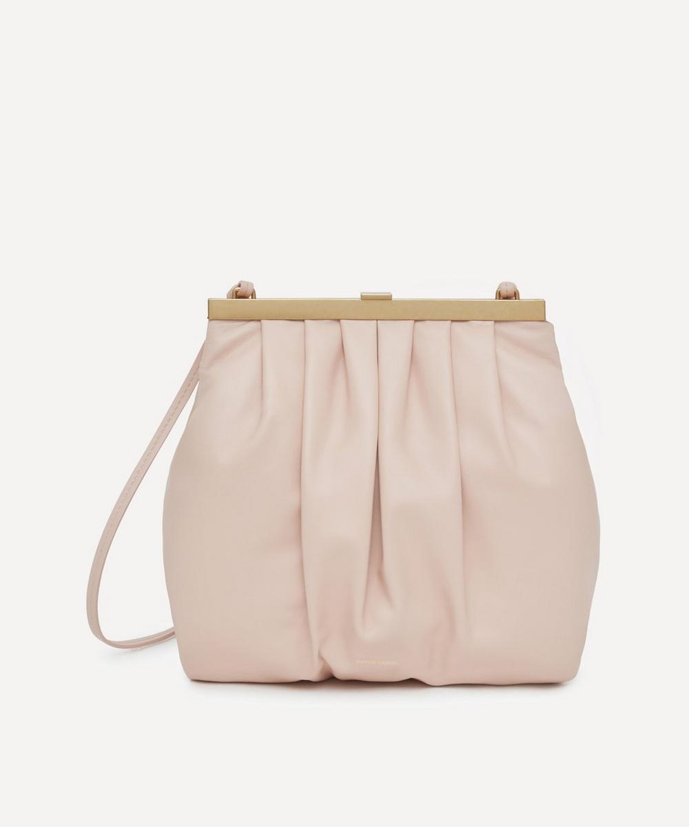 Mansur Gavriel - Wave Frame Leather Cross-Body Bag