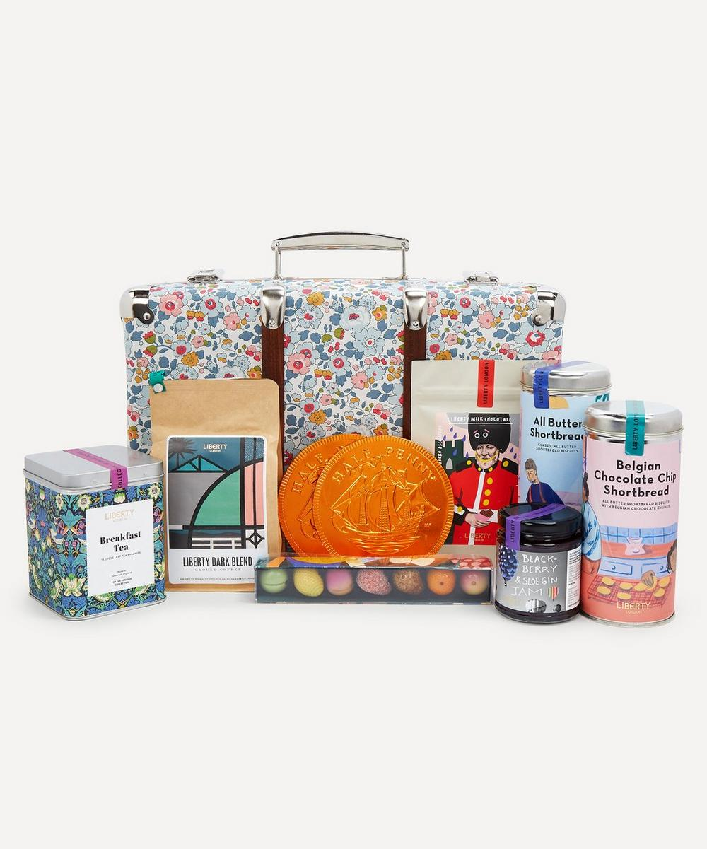 Liberty - Betsy Suitcase Hamper