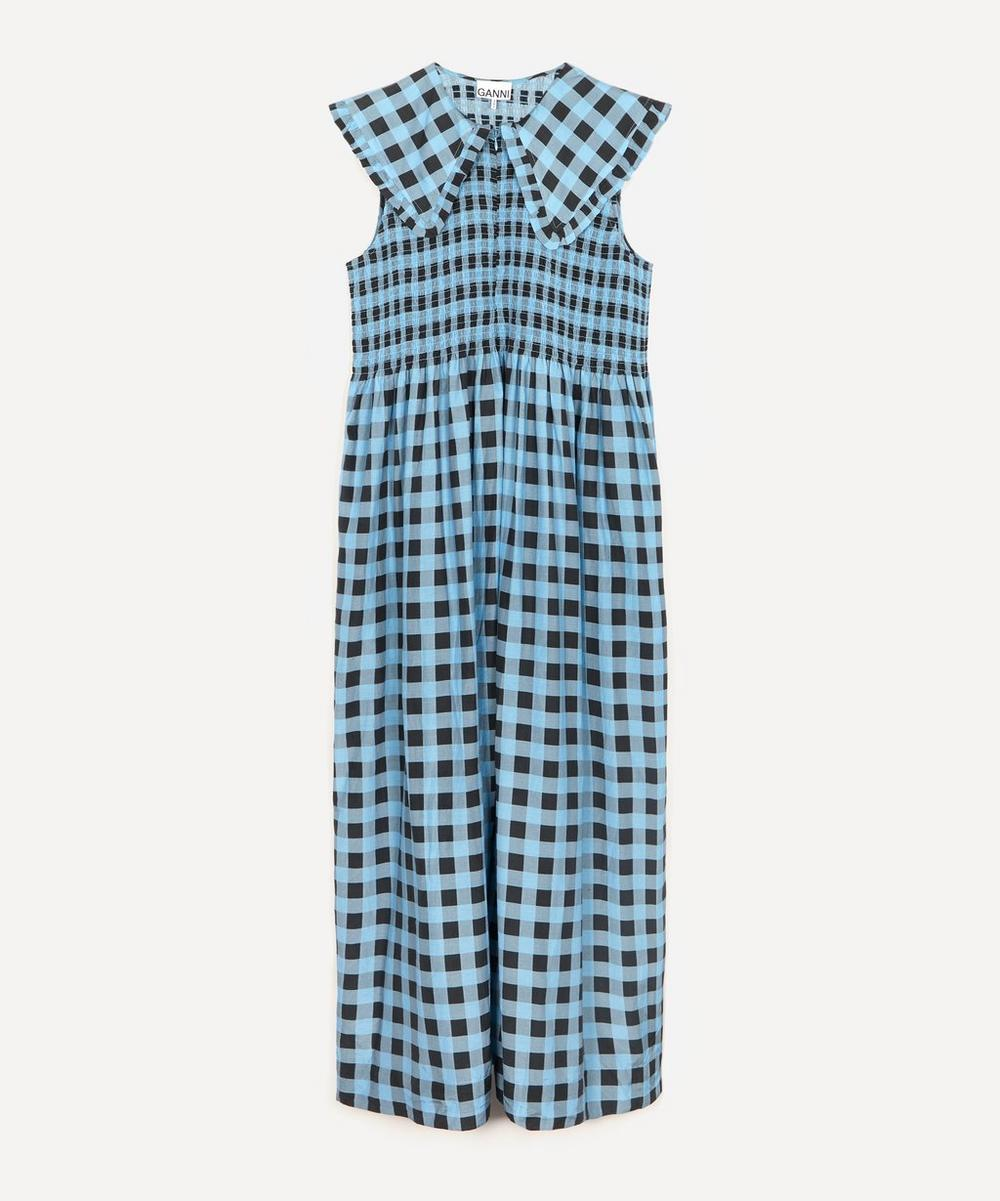 Ganni - Smock Maxi-Dress