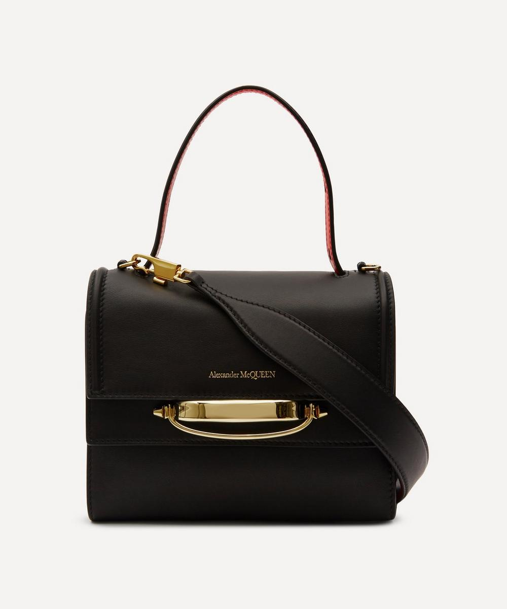 Alexander McQueen - The Story Leather Cross-Body Bag