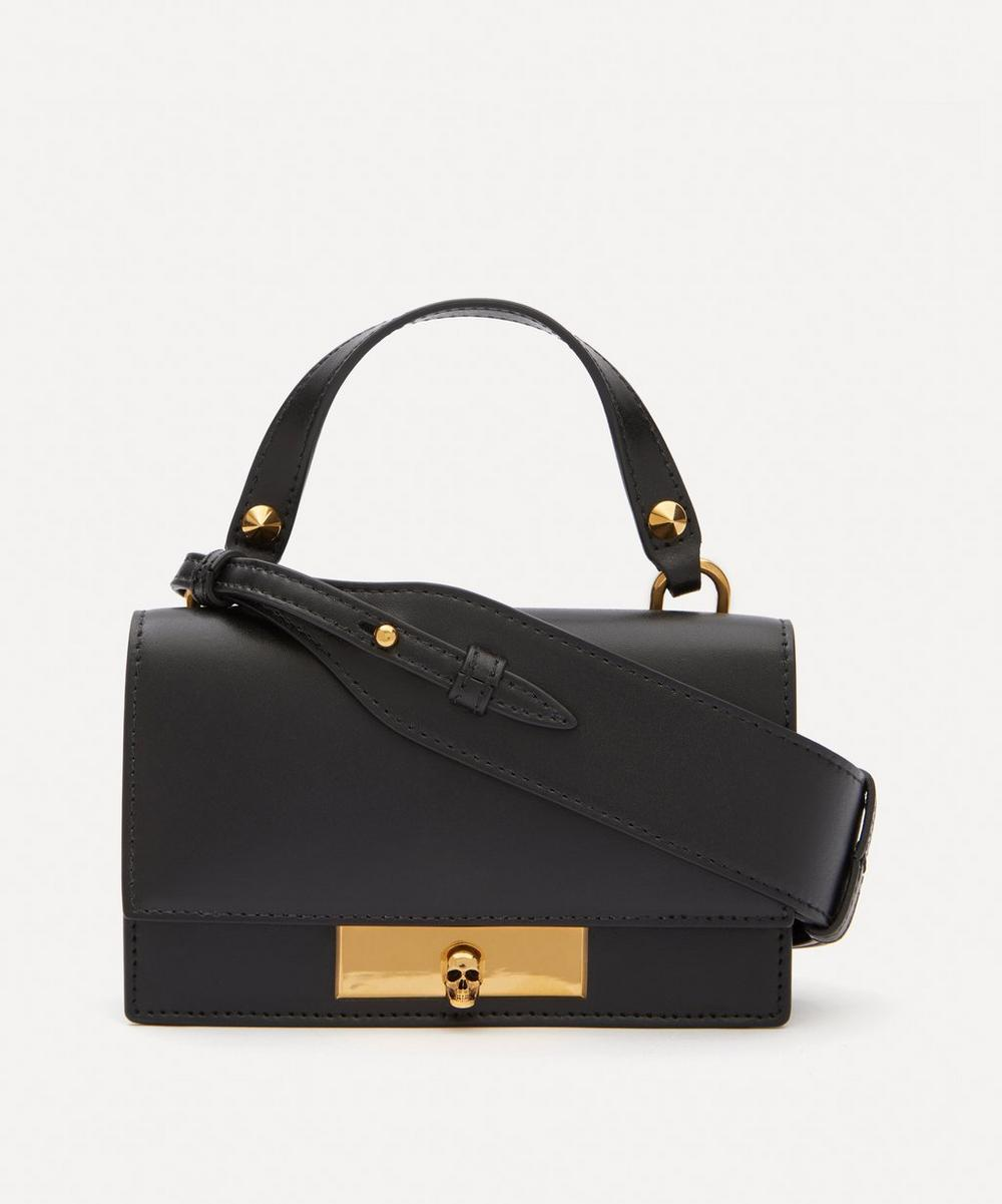 Alexander McQueen - Mini Skull Lock Cross-Body Bag