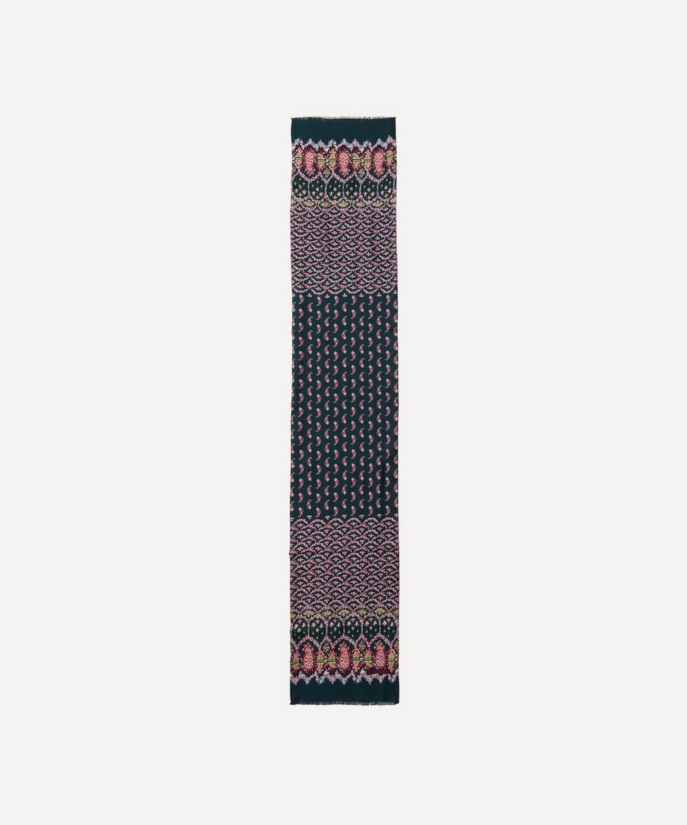 Liberty - Marietta 180 x 35cm Silk-Wool Scarf