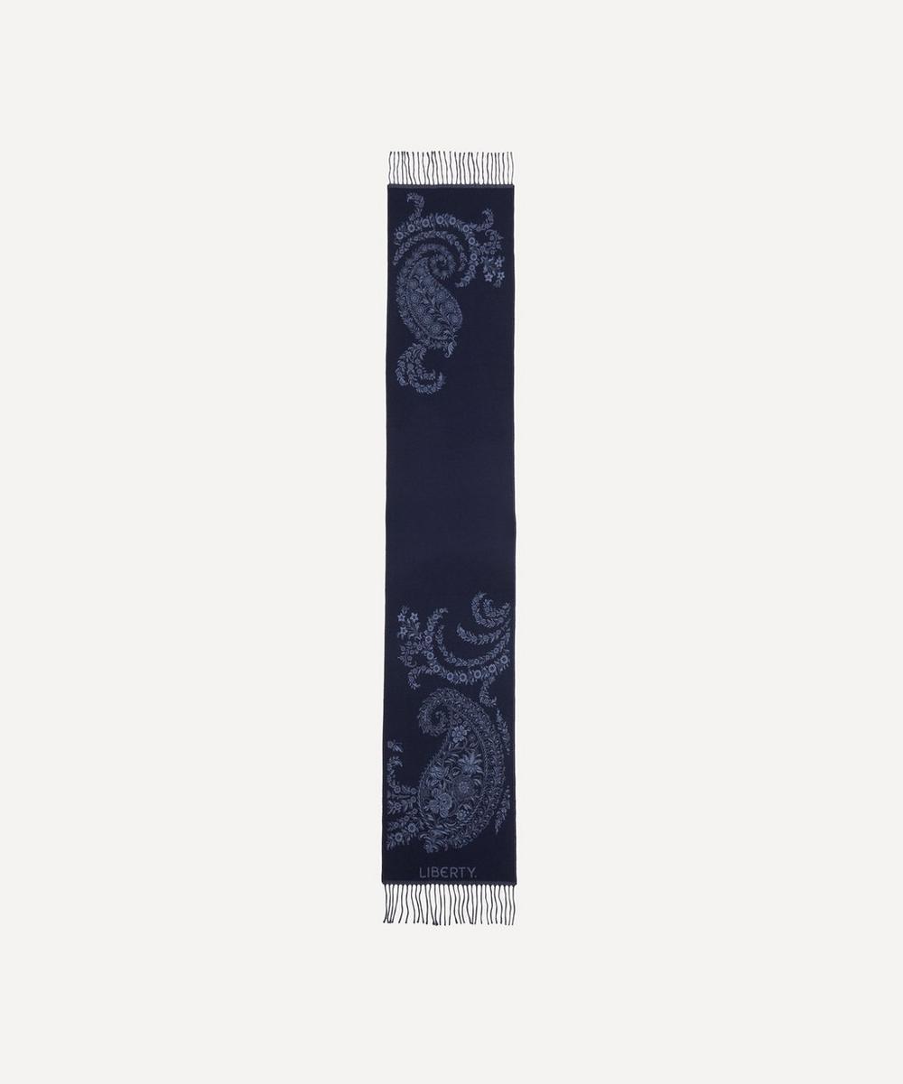 Liberty - Persia 33 x 190cm Wool Scarf