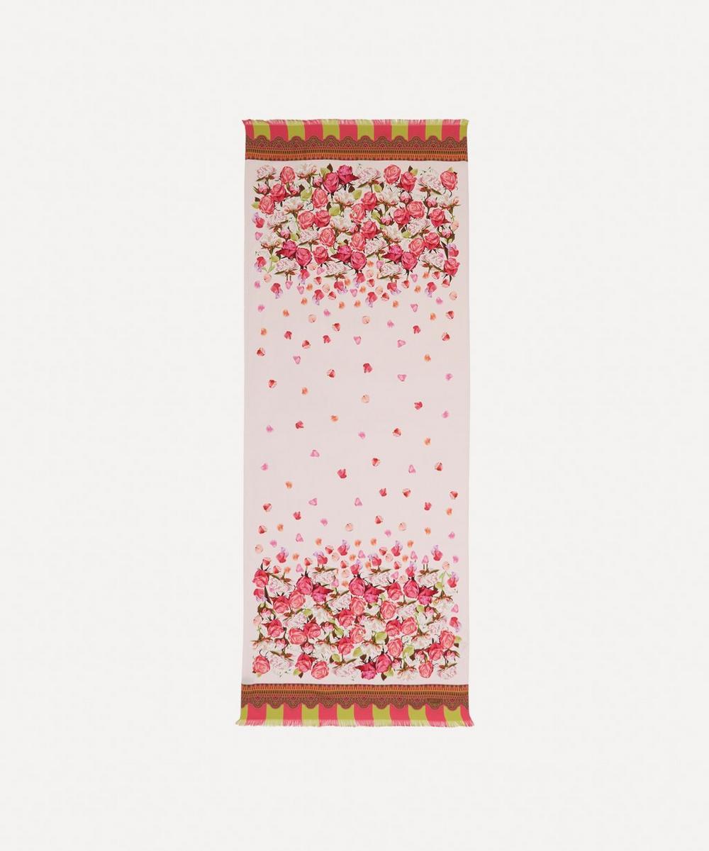 Liberty - Floral Storm 180 x 70cm Silk Twill Scarf